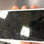 【岸和田市から】iphone7plus画面交換